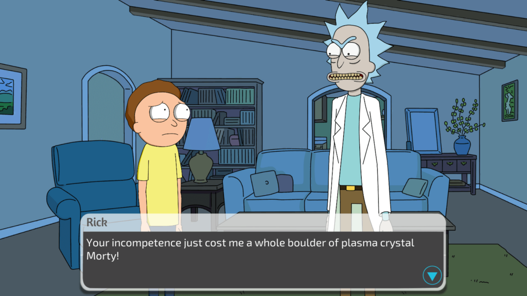 Rick And Morty - A Way Back Home Free Download