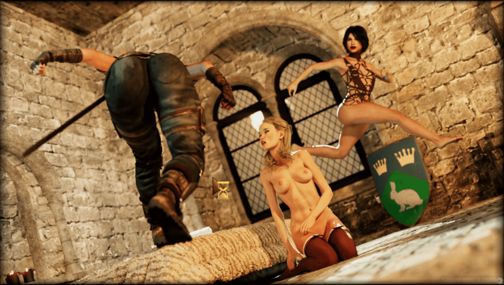 Battle for Luvia: Armored Romance Free Download