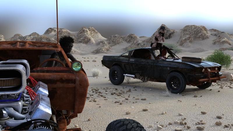 Desert Stalker Free Download