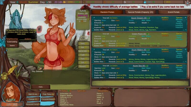Portals of Phereon Free Download